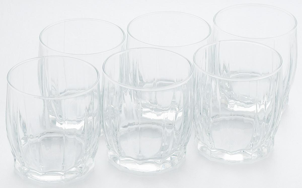Набор стаканов для сока Pasabahce Dance, 230 мл, 6 шт42866/Набор Pasabahce состоит из шести стаканов, выполненных из закаленного натрий-кальций-силикатного стекла. Низкие стаканы с утолщенным дном предназначены для подачи сока, компота и других напитков. Стаканы сочетают в себе элегантный дизайн и функциональность. Благодаря такому набору пить напитки будет еще вкуснее.Набор стаканов Pasabahce идеально подойдет для сервировки стола и станет отличным подарком к любому празднику.