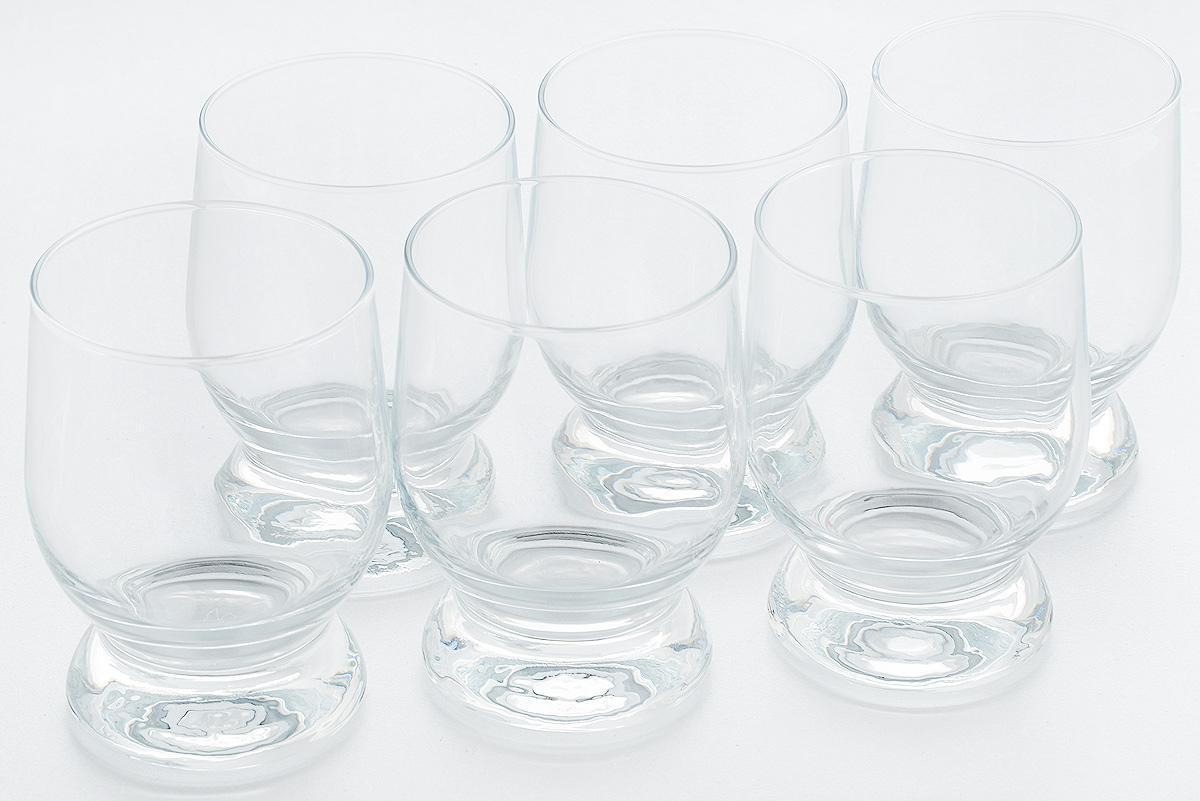 Набор стаканов Pasabahce Aquatic, 310 мл, 6 штVT-1520(SR)Набор Pasabahce состоит из шести стаканов, выполненных из натрий-кальций-силикатного стекла. Изделия предназначены для подачи сока, воды, компота и другихнапитков. Такие стаканы станут идеальным украшением праздничного стола и отличным подарком к любомупразднику.
