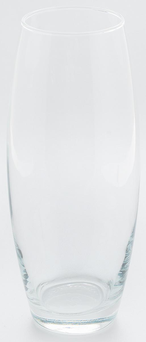 Ваза Pasabahce Botanica, высота 26 см. 43966/54 009312Декоративная ваза Pasabahce Botanica выполнена из высококачественного прозрачного стекла.Изделие придется по вкусу и ценителям классики, и тем, кто предпочитает утонченность и изящность. Вы можете поставить вазу в любом месте, где она будет удачно смотреться и радовать глаз. Такая ваза подойдет для декора интерьера. Кроме того - это отличный вариант подарка для ваших близких и друзей.