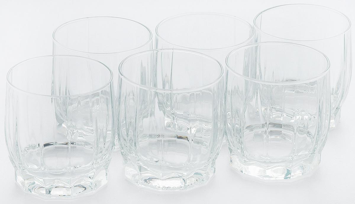 Набор стаканов Pasabahce Dance, 290 мл, 6 шт42865BНабор Pasabahce состоит из шести стаканов, выполненных из натрий-кальций-силикатного стекла. Изделия предназначены для подачи сока, воды, компота и другихнапитков. Такие стаканы станут идеальным украшением праздничного стола и отличным подарком к любомупразднику.Высота стакана: 9 см.