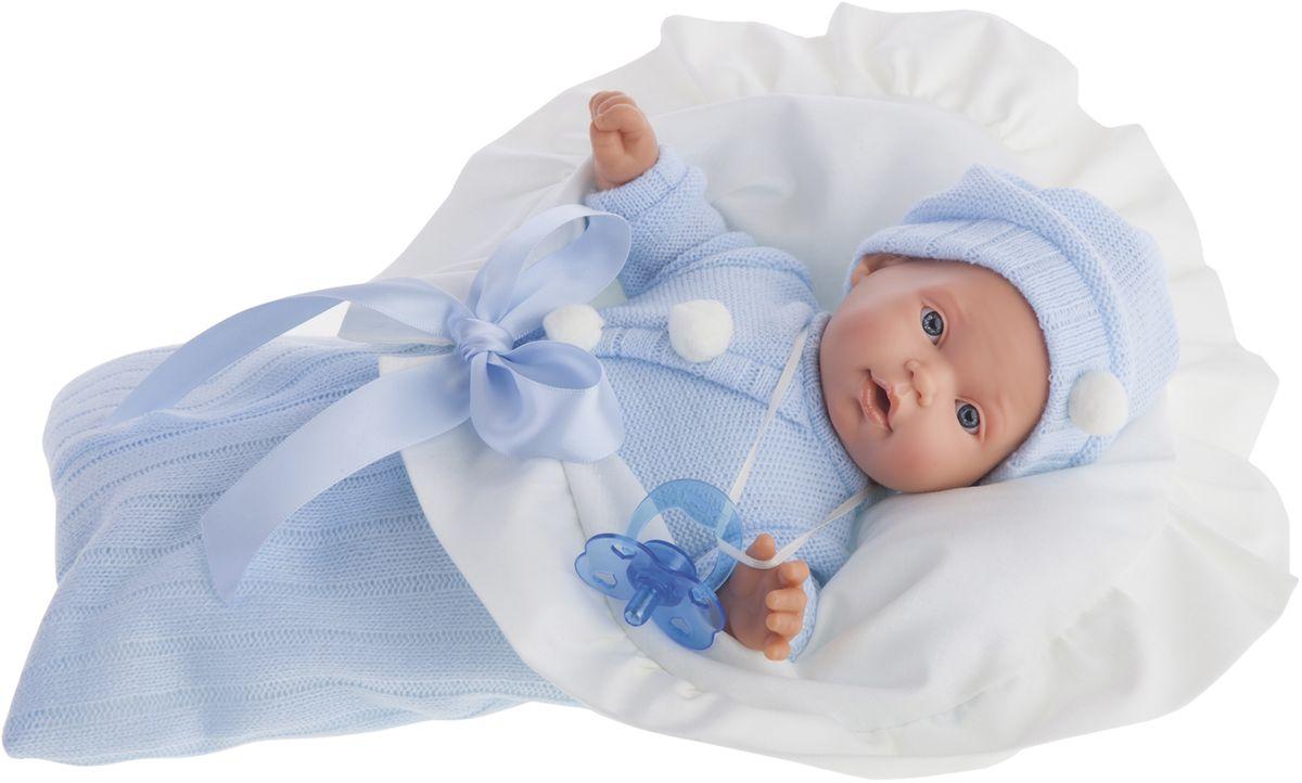 Juan Antonio Кукла Ланита в голубом 27 см  ланита обои ланита 3 0169