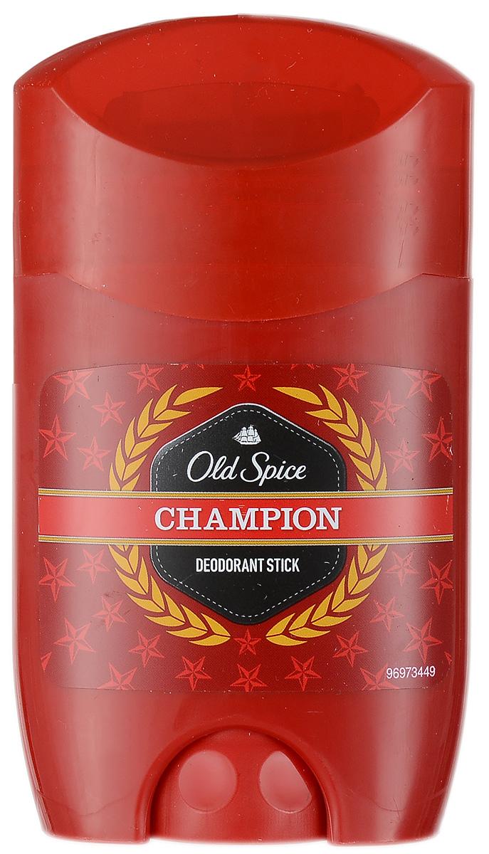 Old Spice Дезодорант-стик Champion, 50 мл