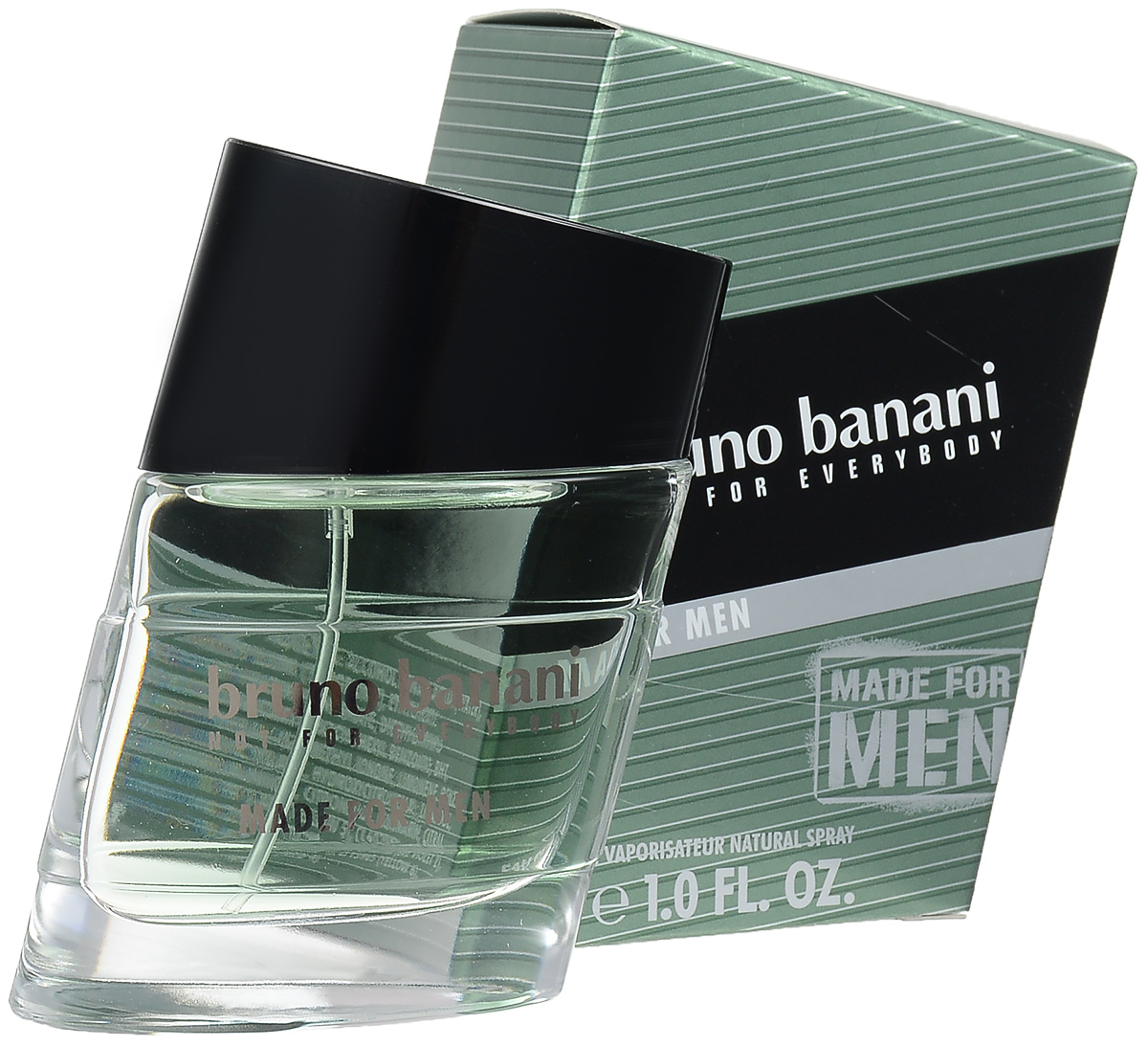 Bruno Banani Made For Men Туалетная вода 30 мл (новая упаковка) bruno banani made for woman w edt spr 40 мл