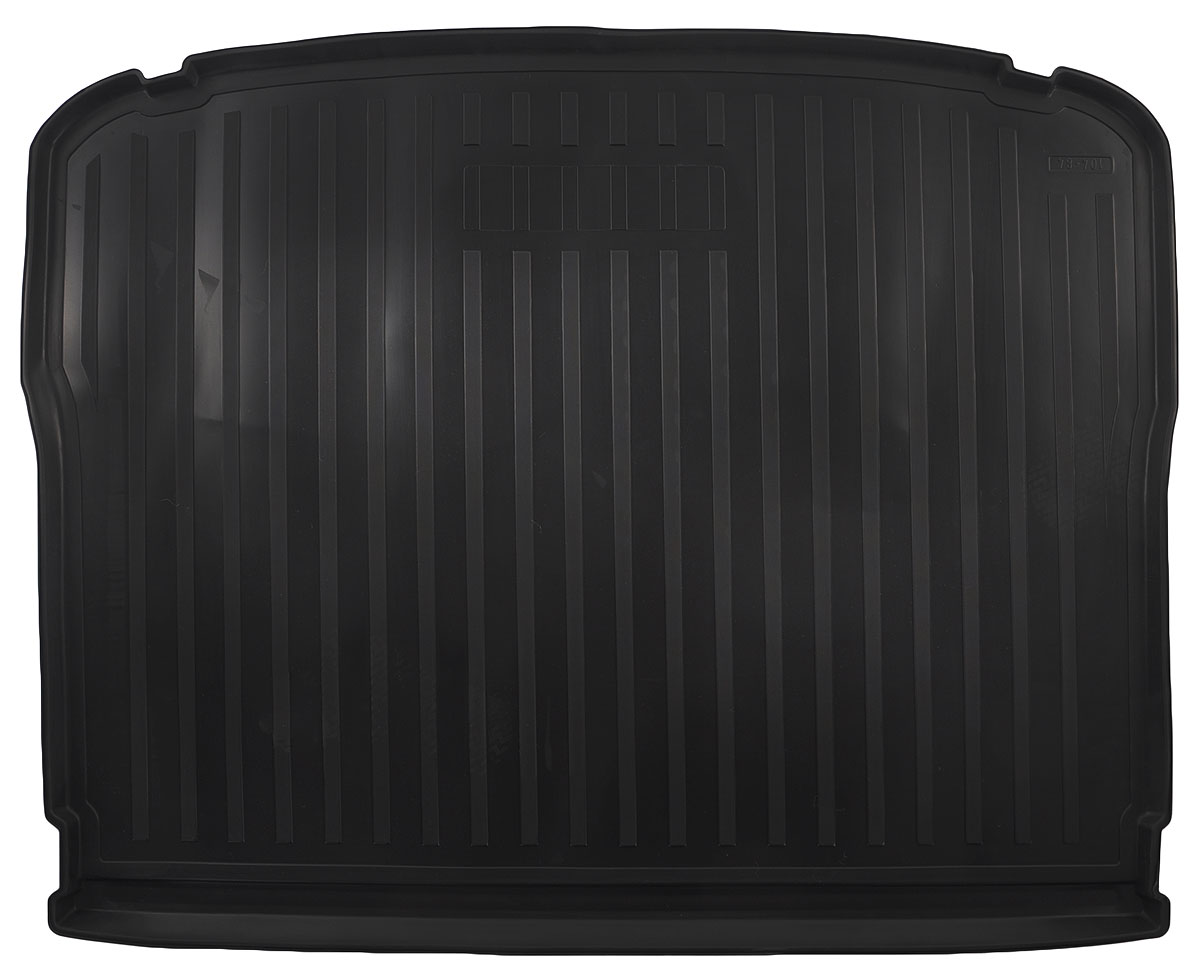 Коврик багажника Rival для Volkswagen Tiguan 2011-, полиуретан54 009318Коврик багажника Rival позволяет надежно защитить и сохранить от грязи багажный отсек вашего автомобиля на протяжении всего срока эксплуатации, полностью повторяют геометрию багажника.- Высокий борт специальной конструкции препятствует попаданию разлившейся жидкости и грязи на внутреннюю отделку.- Произведены из первичных материалов, в результате чего отсутствует неприятный запах в салоне автомобиля.- Рисунок обеспечивает противоскользящую поверхность, благодаря которой перевозимые предметы не перекатываются в багажном отделении, а остаются на своих местах.- Высокая эластичность, можно беспрепятственно эксплуатировать при температуре от -45 ?C до +45 ?C.- Изготовлены из высококачественного и экологичного материала, не подверженного воздействию кислот, щелочей и нефтепродуктов. Уважаемые клиенты!Обращаем ваше внимание,что коврик имеет формусоответствующую модели данного автомобиля. Фото служит для визуального восприятия товара.