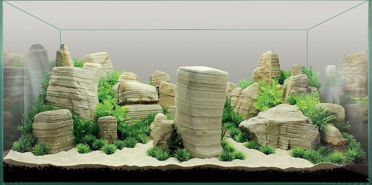 Набор декораций для аквариума ArtUniq В поисках майя, 90 x 40 x 40 см0120710Набор декорация для аквариума ArtUniq В поисках майя поможет вам создать из своего аквариума произведение искусства. Содержит около пяти видов растений. Практичный элемент впишется в любой подводный пейзаж, превращая обычный аквариум в притягивающий внимание предмет интерьера. Каждый, кто увидит его, удивится резвящимся в нем рыбкам, которым больше никогда не будет скучно.Все компоненты этого украшения сделаны из химически нейтрального материала. Он не меняет состав и основные параметры воды, постоянно оставаясь безопасным для обитателей аквариума.Благодаря декорациям ArtUniq вы сможете смоделировать потрясающий пейзаж на дне вашего аквариума или террариума.Общий размер декорации (в собранном виде): 90 х 40 х 40 см.Высота растений: 3-9,5 см.