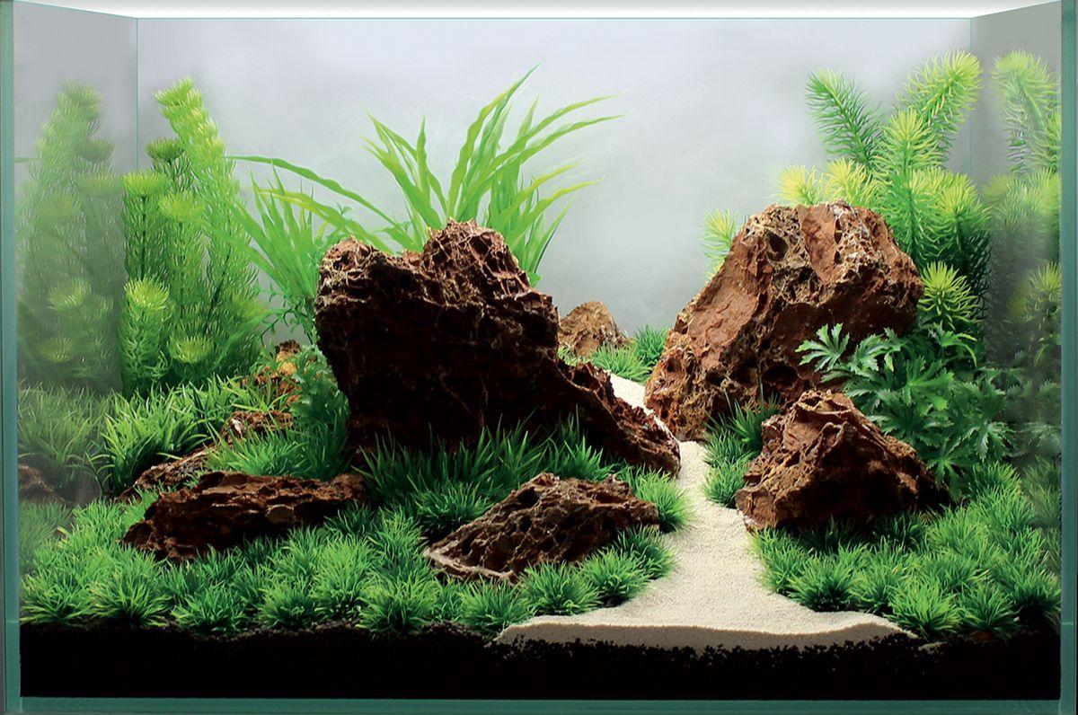 Набор декораций для аквариума ArtUniq Скалистый ручей, 60 x 40 x 40 см0120710Набор декорация для аквариума ArtUniq Скалистый ручей поможет вам создать из своего аквариума произведение искусства. Содержит различные виды растений. Практичный элемент впишется в любой подводный пейзаж, превращая обычный аквариум в притягивающий внимание предмет интерьера. Каждый, кто увидит его, удивится резвящимся в нем рыбкам, которым больше никогда не будет скучно.Все компоненты этого украшения сделаны из химически нейтрального материала. Он не меняет состав и основные параметры воды, постоянно оставаясь безопасным для обитателей аквариума.Благодаря декорациям ArtUniq вы сможете смоделировать потрясающий пейзаж на дне вашего аквариума или террариума.Общий размер декорации (в собранном виде): 60 х 40 х 40 см.Высота растений: 4,5-34 см.