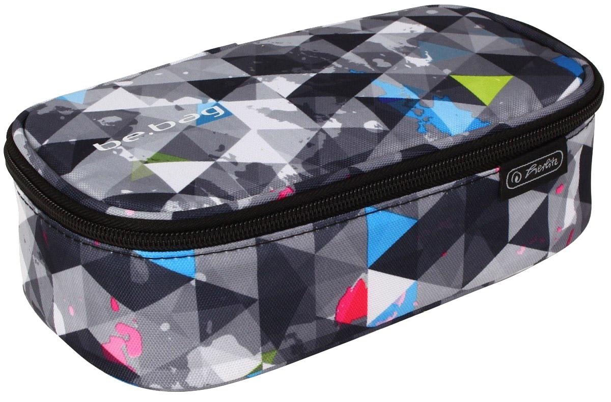 Herlitz Пенал Be.Bag Beat Box Snowboard11410644Пенал Herlitz серии Be.Bag Beat Box Snowboard выполнен из прочного материала и закрывается на застежку-молнию. Состоит из одного вместительного отделения. Внутри пенала находятся эластичные крепления для канцелярских принадлежностей.Этот пенал станет не только практичным, но и стильным школьным аксессуаром для любого ребенка.