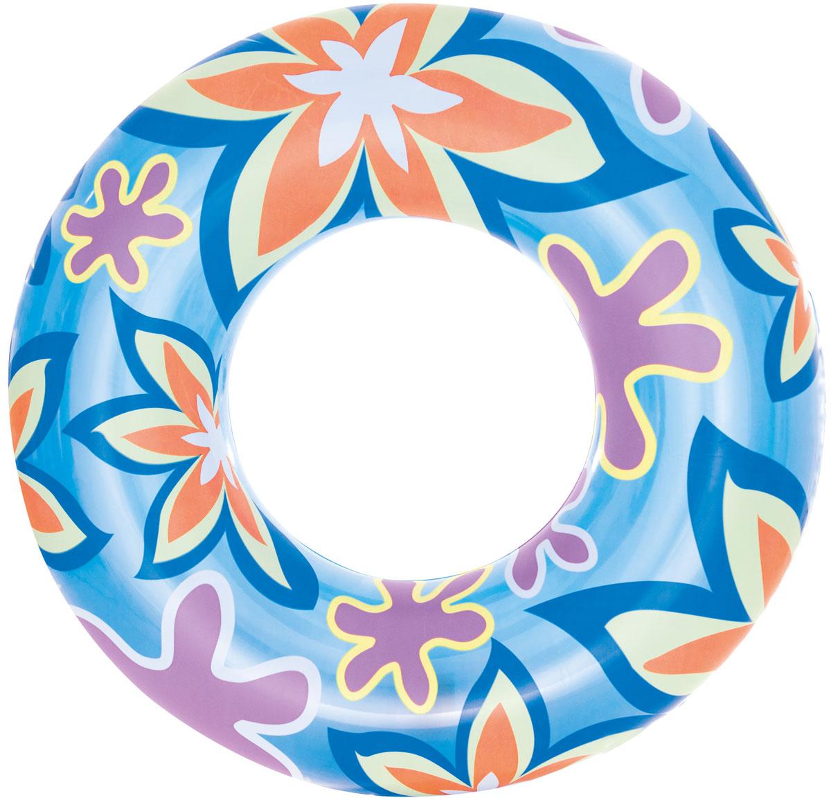 Bestway Круг для плавания  Дизайнерский . 36057_N -  Круги для купания