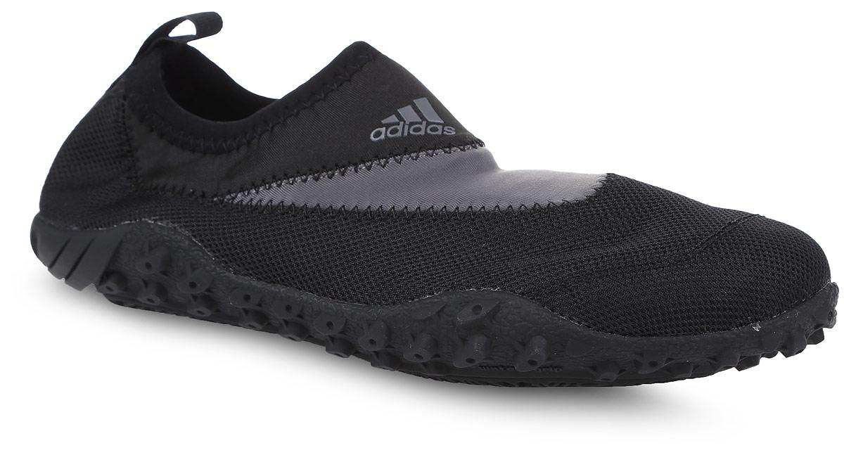 Обувь для кораллов adidas Performance Climacool Kurobe, цвет: черный. BB1911. Размер 10 (43)332515-2800Обувь для кораллов adidas Performance выполнена из быстросохнущей дышащей нейлоновой сетки с технологией ClimaCool - для наилучшей вентиляции. Уникальная подошва из ЭВА со вставками ClimaCool - для максимальной вентиляции и дренажа. Подметка из прочной резиновой смеси.