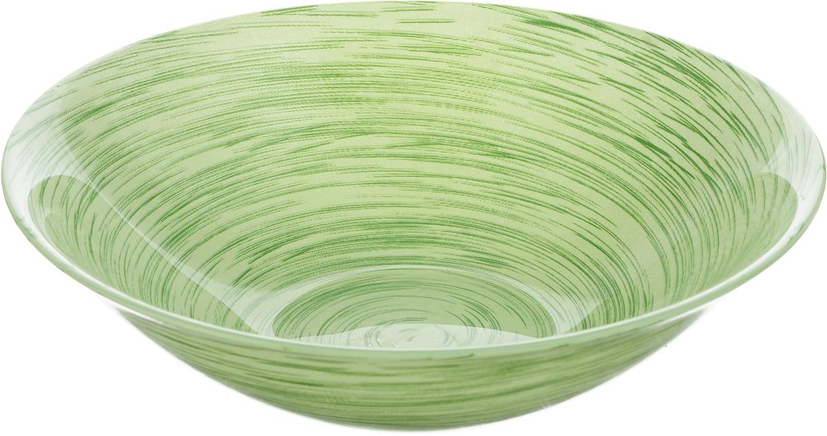 Салатник Luminarc Stonemania Pistache, диаметр 16,5 см115510Салатник Luminarc Stonemania Pistache выполнен из ударопрочного стекла. Изделие сочетает в себеизысканный дизайн с максимальной функциональностью. Он прекрасно впишется в интерьервашей кухни и станет достойным дополнением к кухонному инвентарю. Салатник не только украсит ваш кухонный стол и подчеркнет прекрасный вкус хозяйки, но истанет отличным подарком.Диаметр салатника: 16,5 см.Высота салатника: 4,5 см.