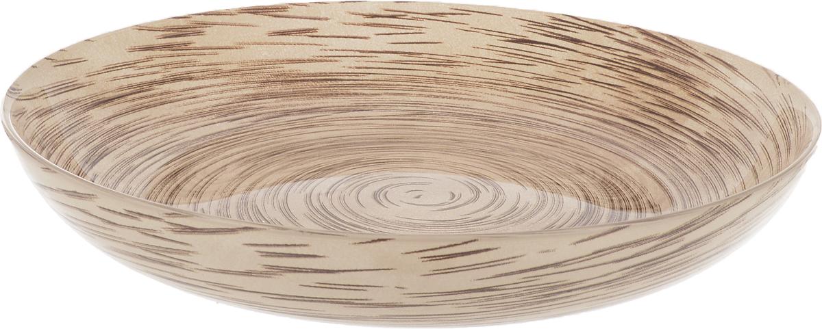 Тарелка суповая Luminarc Stonemania Cappuccino, диаметр 20 смVT-1520(SR)Суповая тарелка Luminarc Stonemania Cappuccino выполнена из ударопрочного стекла и имеет изысканный внешний вид. Изделие сочетает в себеизысканный дизайн с максимальной функциональностью. Она прекрасно впишется в интерьер вашей кухни и станет достойным дополнением к кухонному инвентарю. Тарелка Luminarc Stonemania Cappuccino подчеркнет прекрасный вкус хозяйки и станет отличным подарком. Диаметр тарелки: 20 см.Высота тарелки: 3 см.