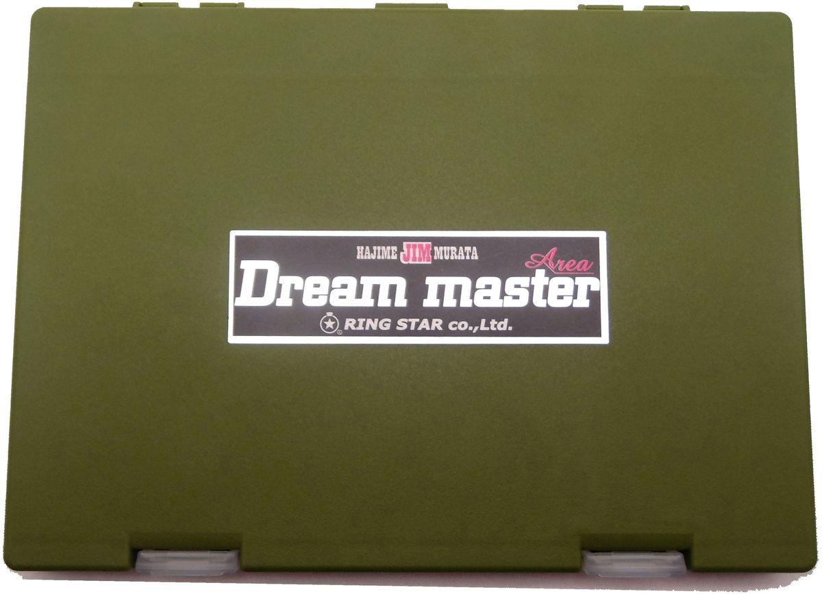 Коробка для микроблесен Ring Star Dream Master Area, цвет: хаки, 19,8 х 14,9 х 2 см105473Пластиковые коробки для микроблесен Dream Master Area от японского производителя Ring Star отлично подходят для хранения микровертушек и микроколебалок. Высокая надежность и отличное японское качество в совокупности с максимальным удобством будут по достоинству оценены как начинающими рыбаками, так и профессиональными спортсменами. Ударопрочный пластик позволяет сохранить содержимое коробки в целости при перевозках. Внутри коробок предусмотрены системы крепления для приманок на подвижных полимерных лентах на липучках. В комплекте к каждой коробке предусмотрено 4 ленты. В случае необходимости запасные ленты можно приобрести отдельно. Размеры коробки 198х149х20мм позволяют разместить до 100 блесен. Коробка оснащена пластиковым разделителем для предотвращения спутывания приманок. Замки коробки имеют сменную конструкцию и достаточно легко открываются и закрываются. Ключевыми свойствами коробок Dream Master Area являются долговечность и превосходная надежность, доказанная длительными испытаниями профессиональных спортсменов по всему миру.