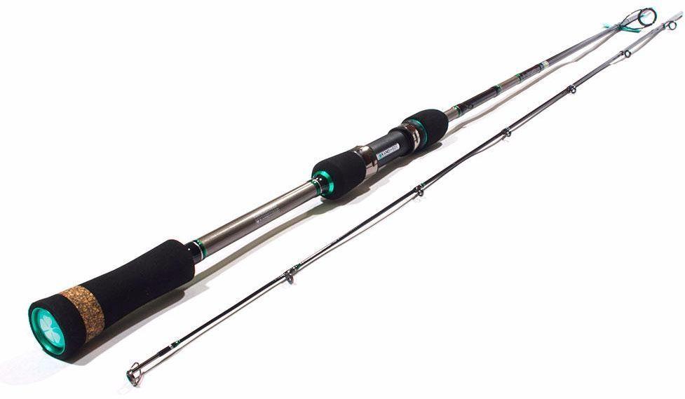 Удилище спиннинговое Yoshi Onyx Casta 602L4271825В серии Yoshi Onyx Casta представлены 8 спиннинговых удилищ, существенно различающихся по своим спецификациям: от ультра-лайт коротыша до мощного береговика. Любой рыболов найдет для себя наилучший вариант, который будет полностью соответствовать условиям ловли. Все модели Casta оснащены кольцами из оксида алюминия премиум класса, петлей для крепления приманки и разнесенной рукояткой из EVA. Все удилища этой линейки отличаются современным дизайном, надежностью бланка, и самое главное низкой ценой, которая как минимум удивит как специалиста так и любителя. Соотношение качества и цены - основное положение, которого придерживались разработчики в реализации данной линейки спиннинговых удилищ.