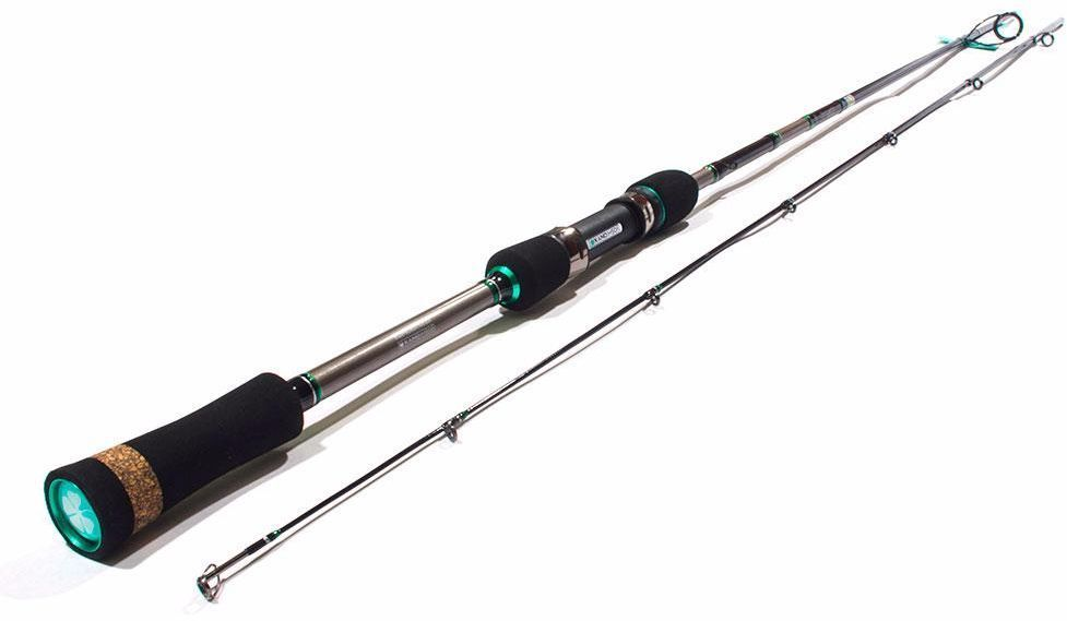 Удилище спиннинговое Yoshi Onyx Casta 702ML80841В серии Yoshi Onyx Casta представлены 8 спиннинговых удилищ, существенно различающихся по своим спецификациям: от ультра-лайт коротыша до мощного береговика. Любой рыболов найдет для себя наилучший вариант, который будет полностью соответствовать условиям ловли. Все модели Casta оснащены кольцами из оксида алюминия премиум класса, петлей для крепления приманки и разнесенной рукояткой из EVA. Все удилища этой линейки отличаются современным дизайном, надежностью бланка, и самое главное низкой ценой, которая как минимум удивит как специалиста так и любителя. Соотношение качества и цены - основное положение, которого придерживались разработчики в реализации данной линейки спиннинговых удилищ.