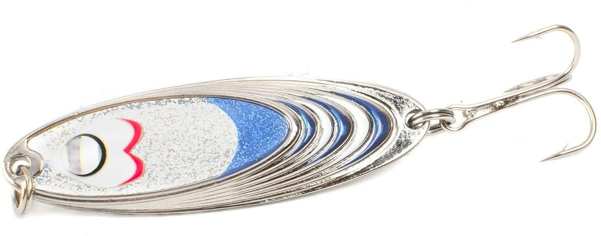 Блесна Yoshi Onyx Yalu Must, 21 г, цвет: 1 (белый, розовый)95667Блесна Yoshi Onyx Yalu Must - уникальная, изготовленная с ювелирной точностью, выделяющаяся тщательно рассчитанным и скрупулёзно проверенным, сложным, многогранным профилем, приманка для ловли рыбы. Устойчивые колебания, без остановок и свалов, и отменные баллистические характеристики Must позволяет облавливать как обширные водные акватории так и быстро текущие потоки.