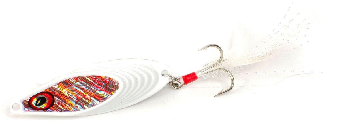 Блесна Yoshi Onyx Yalu Nose, цвет: белый, 7,5 г95685Блесна Yoshi Onyx Yalu Nose имеет уникальную геометрию, что открывает бесконечный простор для творчества. Возможны практически любые анимации. Ритмичная размеренная пульсация на скоростной прямой проводке имитирует убегающую в панике рыбку, хаотическое качание из стороны в сторону на рывковой ступенчатой проводке напоминают деловитую суету кормящегося малька, а нервный трепет при свободном падении воспроизводит движения резвящейся в толще воды молоди.