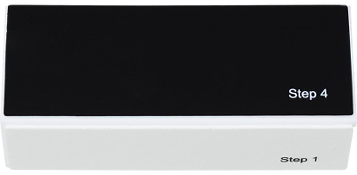 Alessandro Полировочный блок для маникюра8612Для создания идеальных ногтей нужны идеальные инструменты.Полировочный баф для маникюра,специальный блок гарантирует быструю и простую полировку натуральных и искусственных ногтей.Невероятный глянец за секунды.