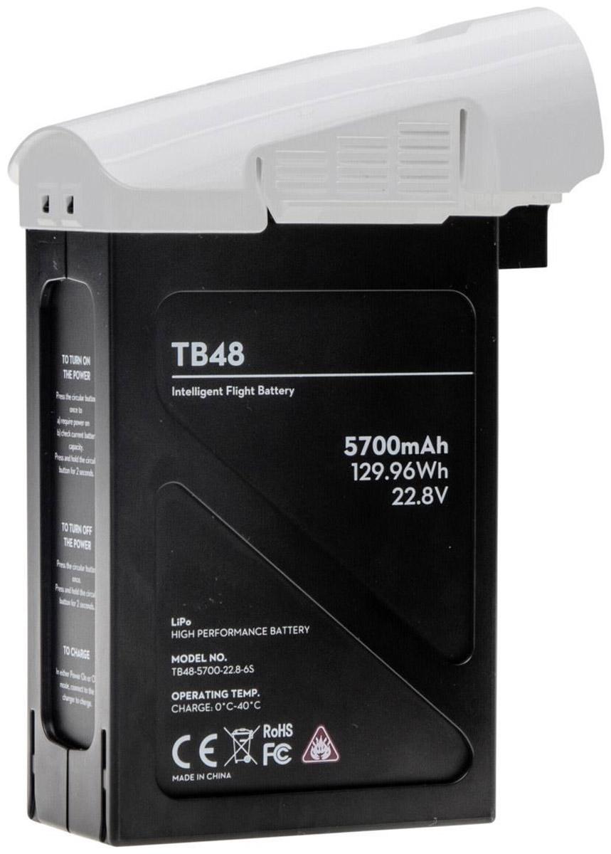 DJI Аккумулятор TB48 для квадрокоптера Inspire 1 (5700 мАч)