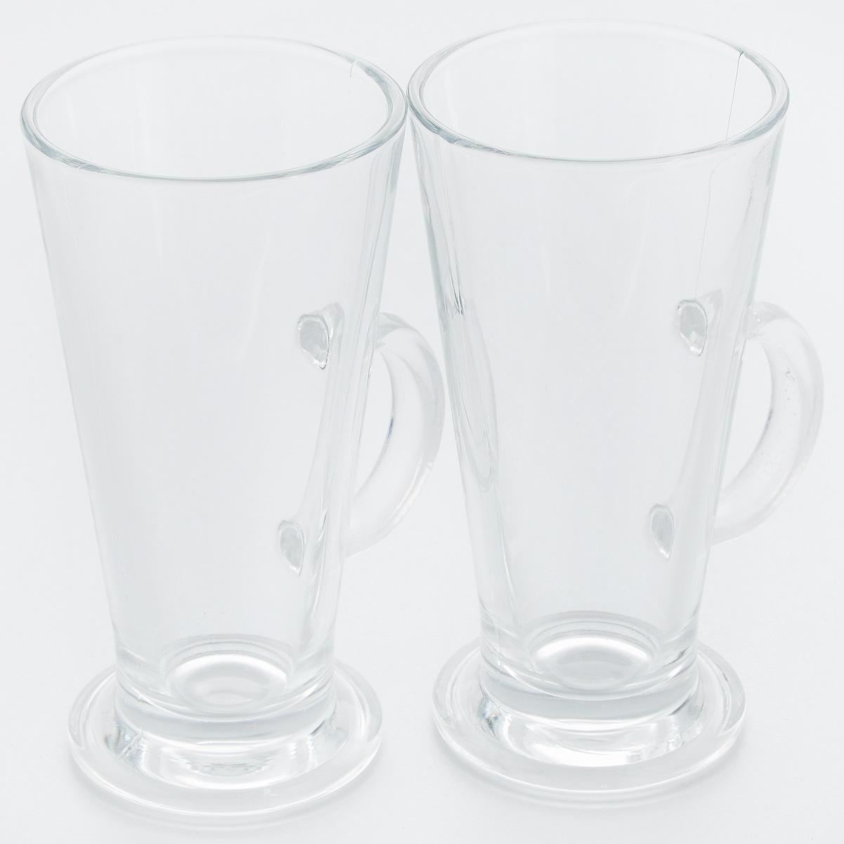 Набор кружек для пива Pasabahce Pub, 260 мл, 2 штVT-1520(SR)Набор Pasabahce Pub состоит из двух кружек, выполненных из прочного натрий-кальций-силикатного стекла. Кружки оснащены ручками и прекрасно подходят для подачи пива. Функциональность, практичность и стильный дизайн сделают набор прекрасным дополнением к вашей коллекции посуды. Можно мыть в посудомоечной машине и использовать в микроволновой печи. Диаметр кружки (по верхнему краю): 7 см.Высота кружки: 14,5 см. Объем: 260 мл.