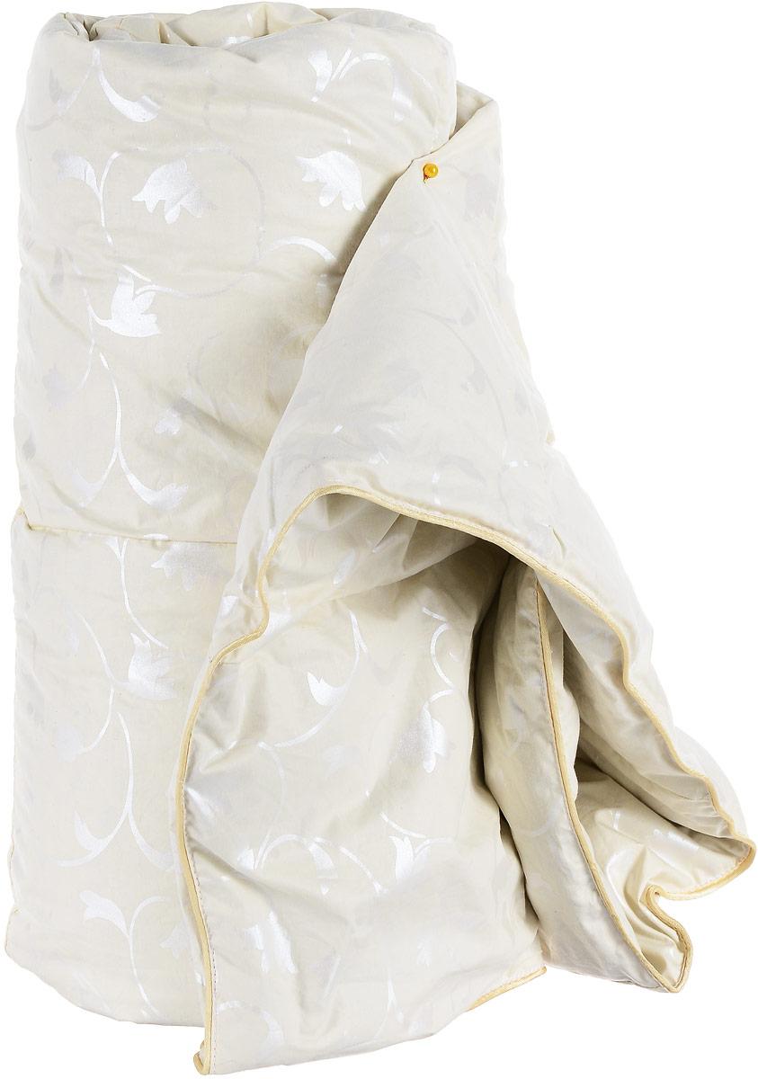 Легкие сны Одеяло детское легкое Камелия наполнитель гусиный пух 110 см x 140 см
