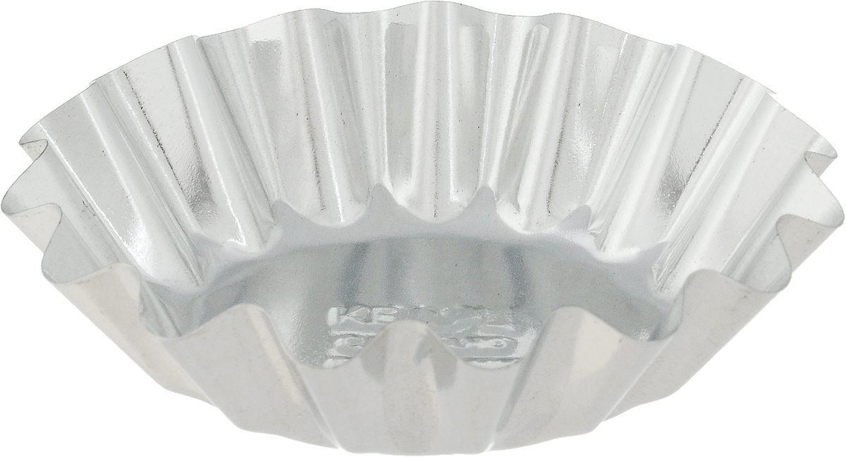 Форма для выпечки Кварц, диаметр 8,3 см форма для выпечки кварц диаметр 13 5 см