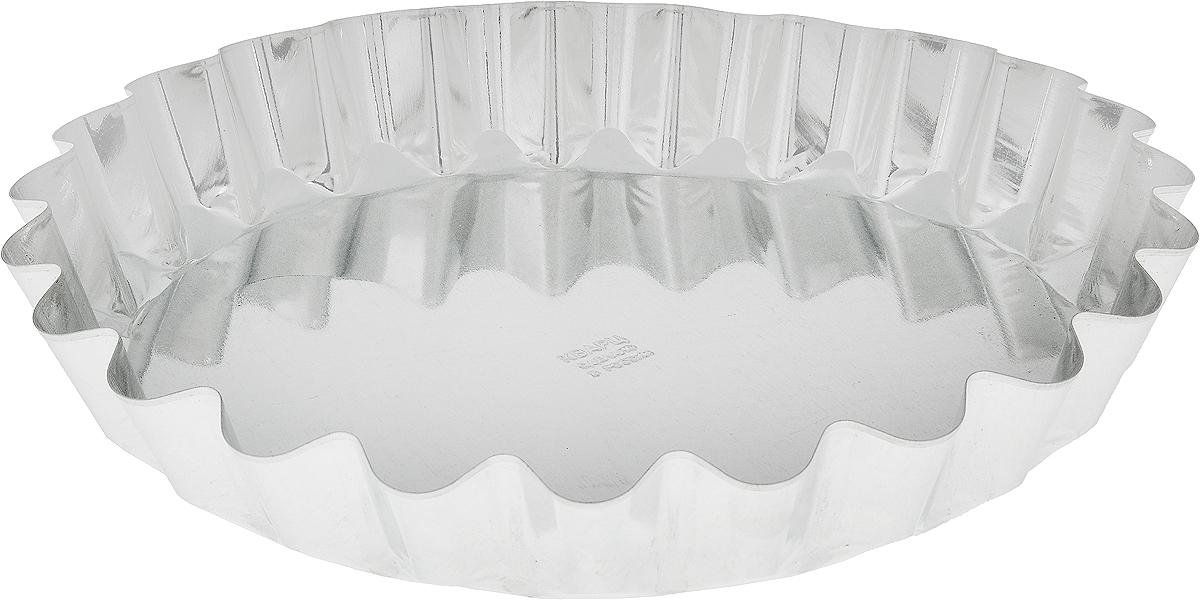 Форма для выпечки Кварц, универсальная, диаметр 27 см форма для выпечки кварц диаметр 13 5 см