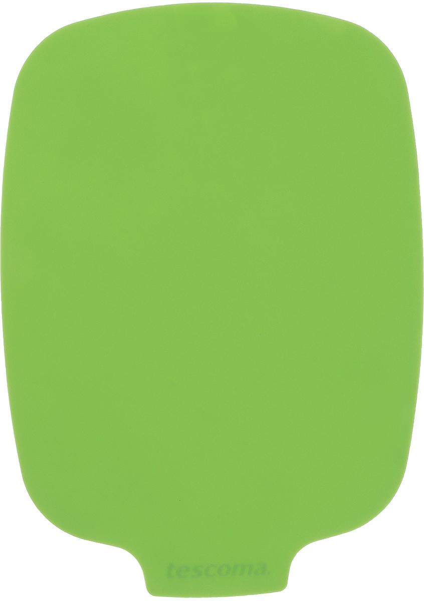 Подставка Tescoma Handy, суперприлипающая, с чехлом, 12,5 х 17 смВетерок 2ГФСуперприлипающая подставка Tescoma Handy, выполненная из силикона, подходит для стабильного и безопасного закрепления кухонного оборудования с присоской к кухонному столу с пористой, неровной и не идеально гладкой поверхностью (дерево, ламинат, искусственный камень, керамика). Изделие идеально для мясорубки, мельницы для панировочных сухарей, очистителя гороха HANDY, а также для остальных кухонных приборов с присоской.В комплект входит защитный чехол, изготовленный из пластика.Изделие чистить под проточной водой, после чистки хорошо высушить.Размер подставки: 12,5 х 17 см.Размер чехла (в сложенном виде): 18,5 х 13,5 х 1 см.