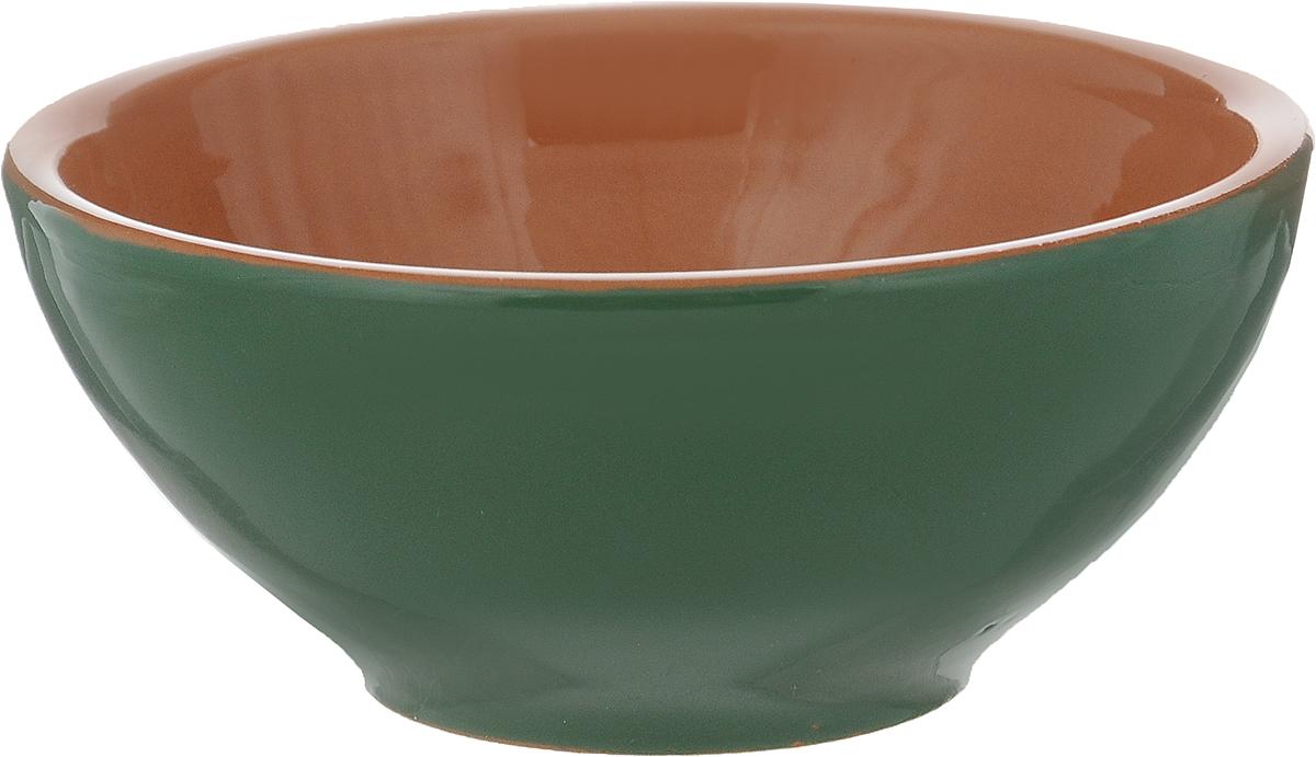 Розетка для варенья Борисовская керамика Радуга, цвет: зеленый, светло-коричневый, 200 мл115510Розетка для варенья Борисовская керамика Радуга изготовлена из высококачественной керамики. Изделие отлично подойдет для подачи на стол меда, варенья, соуса, сметаны и многого другого.Такая розетка украсит ваш праздничный или обеденный стол, а яркое оформление понравится любой хозяйке. Можно использовать в духовке и микроволновой печи. Диаметр (по верхнему краю): 10 см.Высота: 4,5 см.Объем: 200 мл.