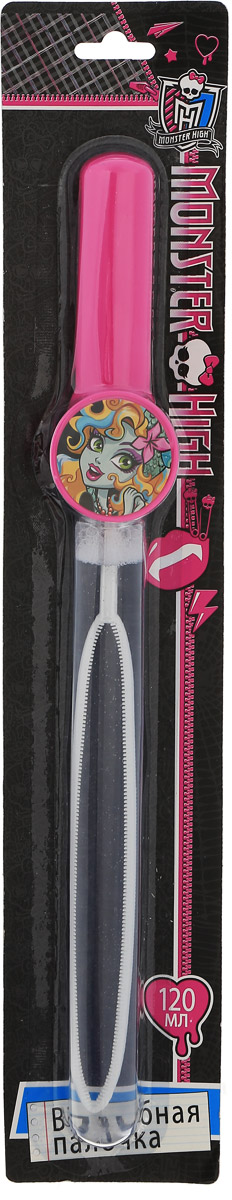 Monster High Мыльные пузыри Волшебная палочка monster high мыльные пузыри волшебная палочка 120 мл