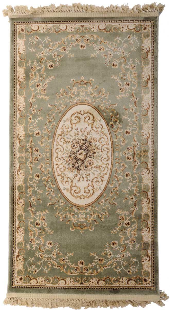 Ковер Mutas Carpet Силк, 80 х 150 см. 26811Т20121018155411S03301004Ковер Mutas Carpet, изготовленный из высококачественного материала, прекрасно подойдет для любого интерьера. За счет прочного ворса ковер легко чистить. При надлежащем уходе синтетический ковер прослужит долго, не утратив ни яркости узора, ни блеска ворса, ни упругости. Самый простой способ избавить изделие от грязи - пропылесосить его с обеих сторон (лицевой и изнаночной). Влажная уборка с применением шампуней и моющих средств не противопоказана. Хранить рекомендуется в свернутом рулоном виде.