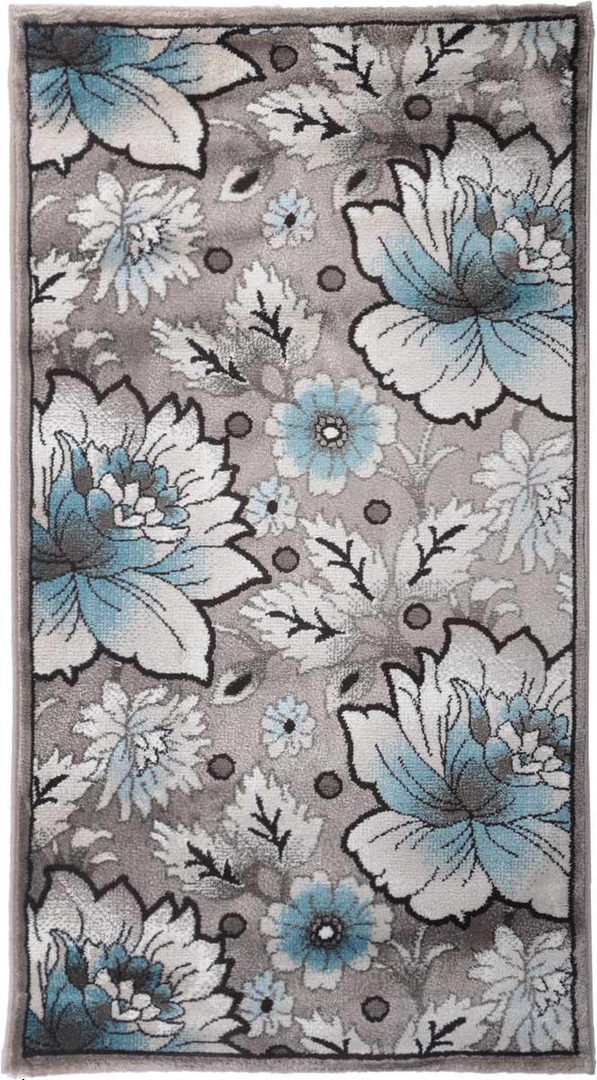 Ковер Mutas Carpet Хит-Сет Симфони, 80 х 150 см. 203420130212180532ES-412Ковер Mutas Carpet, изготовленный из высококачественного материала, прекрасно подойдет для любого интерьера. За счет прочного ворса ковер легко чистить. При надлежащем уходе синтетический ковер прослужит долго, не утратив ни яркости узора, ни блеска ворса, ни упругости. Самый простой способ избавить изделие от грязи - пропылесосить его с обеих сторон (лицевой и изнаночной). Влажная уборка с применением шампуней и моющих средств не противопоказана. Хранить рекомендуется в свернутом рулоном виде.