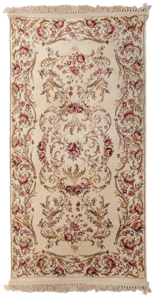Ковер Mutas Carpet Силк Эверест, 80 х 150 см. 203420130212183963U210DFКовер Mutas Carpet, изготовленный из высококачественного материала, прекрасно подойдет для любого интерьера. За счет прочного ворса ковер легко чистить. При надлежащем уходе синтетический ковер прослужит долго, не утратив ни яркости узора, ни блеска ворса, ни упругости. Самый простой способ избавить изделие от грязи - пропылесосить его с обеих сторон (лицевой и изнаночной). Влажная уборка с применением шампуней и моющих средств не противопоказана. Хранить рекомендуется в свернутом рулоном виде.