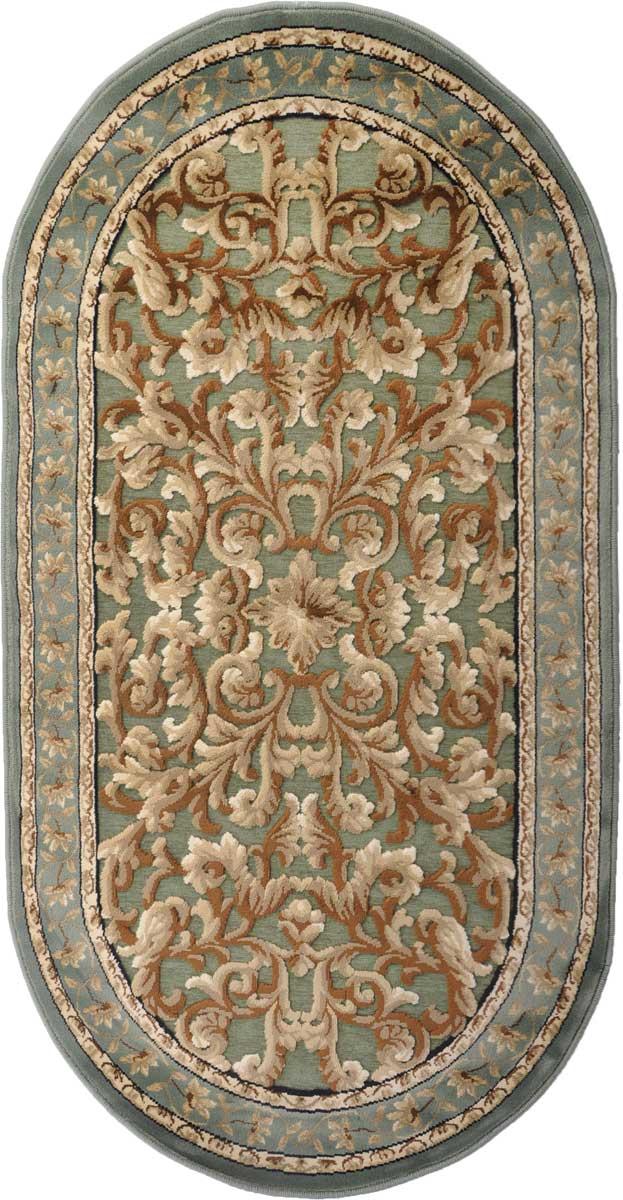 Ковер Mutas Carpet Антик Шенил , 80 х 150 см. 20342013021218402725051 7_желтыйКовер Mutas Carpet, изготовленный из высококачественного материала, прекрасно подойдет для любого интерьера. За счет прочного ворса ковер легко чистить. При надлежащем уходе синтетический ковер прослужит долго, не утратив ни яркости узора, ни блеска ворса, ни упругости. Самый простой способ избавить изделие от грязи - пропылесосить его с обеих сторон (лицевой и изнаночной). Влажная уборка с применением шампуней и моющих средств не противопоказана. Хранить рекомендуется в свернутом рулоном виде.