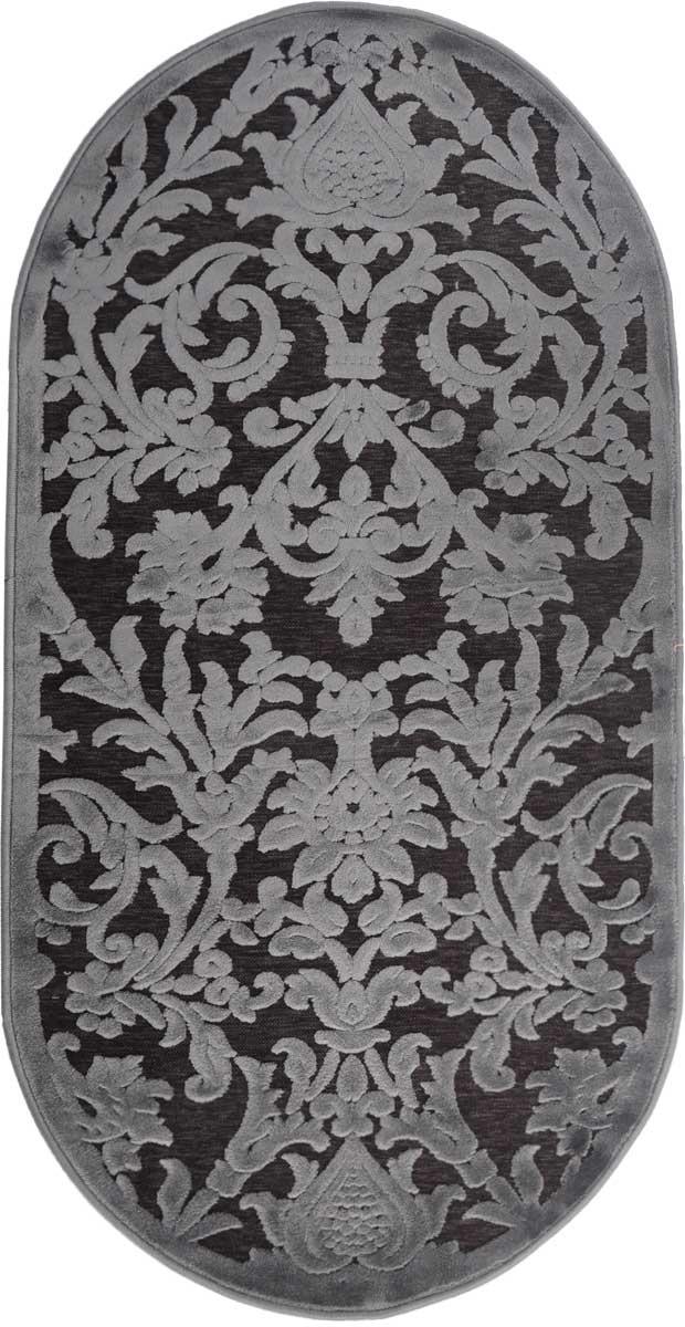 Ковер ART Carpets Платин, 80 х 150 см. 203420130212182817531-105Ковер ART Carpets, изготовленный из высококачественного материала, прекрасно подойдет для любого интерьера. За счет прочного ворса ковер легко чистить. При надлежащем уходе синтетический ковер прослужит долго, не утратив ни яркости узора, ни блеска ворса, ни упругости. Самый простой способ избавить изделие от грязи - пропылесосить его с обеих сторон (лицевой и изнаночной). Влажная уборка с применением шампуней и моющих средств не противопоказана. Хранить рекомендуется в свернутом рулоном виде.