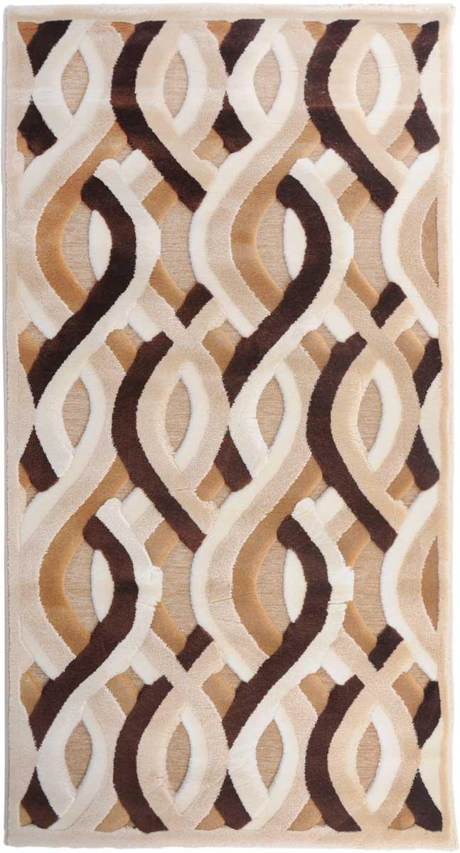 Ковер Mutas Carpet Амада, 80 х 150 см. 706995S03301004Ковер Mutas Carpet, изготовленный из высококачественного материала, прекрасно подойдет для любого интерьера. За счет прочного ворса ковер легко чистить. При надлежащем уходе синтетический ковер прослужит долго, не утратив ни яркости узора, ни блеска ворса, ни упругости. Самый простой способ избавить изделие от грязи - пропылесосить его с обеих сторон (лицевой и изнаночной). Влажная уборка с применением шампуней и моющих средств не противопоказана. Хранить рекомендуется в свернутом рулоном виде.