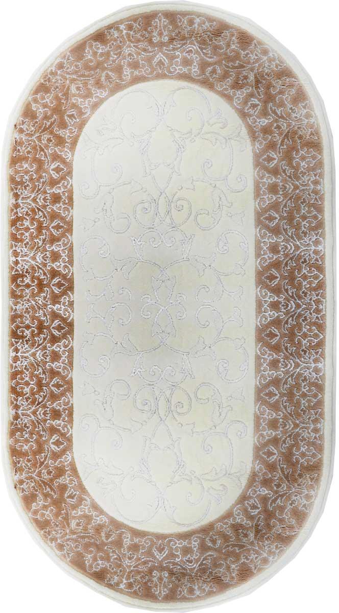 Ковер Mutas Carpet Браво Акрил, 80 х 150 см. 203420130212182191FS-91909Ковер Mutas Carpet, изготовленный из высококачественного материала, прекрасно подойдет для любого интерьера. За счет прочного ворса ковер легко чистить. При надлежащем уходе синтетический ковер прослужит долго, не утратив ни яркости узора, ни блеска ворса, ни упругости. Самый простой способ избавить изделие от грязи - пропылесосить его с обеих сторон (лицевой и изнаночной). Влажная уборка с применением шампуней и моющих средств не противопоказана. Хранить рекомендуется в свернутом рулоном виде.