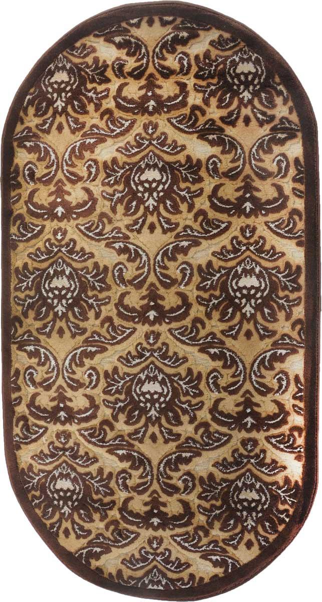 Ковер Mutas Carpet Амада, 80 х 150 см. K017KA20111108115358ES-412Ковер Mutas Carpet, изготовленный из высококачественного материала, прекрасно подойдет для любого интерьера. За счет прочного ворса ковер легко чистить. При надлежащем уходе синтетический ковер прослужит долго, не утратив ни яркости узора, ни блеска ворса, ни упругости. Самый простой способ избавить изделие от грязи - пропылесосить его с обеих сторон (лицевой и изнаночной). Влажная уборка с применением шампуней и моющих средств не противопоказана. Хранить рекомендуется в свернутом рулоном виде.