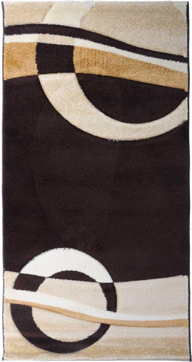 Ковер Mutas Carpet Карма, 80 х 150 см. 10013A20121004170900531-401Ковер Mutas Carpet, изготовленный из высококачественного материала, прекрасно подойдет для любого интерьера. За счет прочного ворса ковер легко чистить. При надлежащем уходе синтетический ковер прослужит долго, не утратив ни яркости узора, ни блеска ворса, ни упругости. Самый простой способ избавить изделие от грязи - пропылесосить его с обеих сторон (лицевой и изнаночной). Влажная уборка с применением шампуней и моющих средств не противопоказана. Хранить рекомендуется в свернутом рулоном виде.