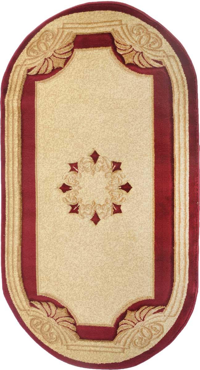 Ковер Mutas Carpet Карвинг, 80 х 150 см. 706830FS-91909Ковер Mutas Carpet, изготовленный из высококачественного материала, прекрасно подойдет для любого интерьера. За счет прочного ворса ковер легко чистить. При надлежащем уходе синтетический ковер прослужит долго, не утратив ни яркости узора, ни блеска ворса, ни упругости. Самый простой способ избавить изделие от грязи - пропылесосить его с обеих сторон (лицевой и изнаночной). Влажная уборка с применением шампуней и моющих средств не противопоказана. Хранить рекомендуется в свернутом рулоном виде.