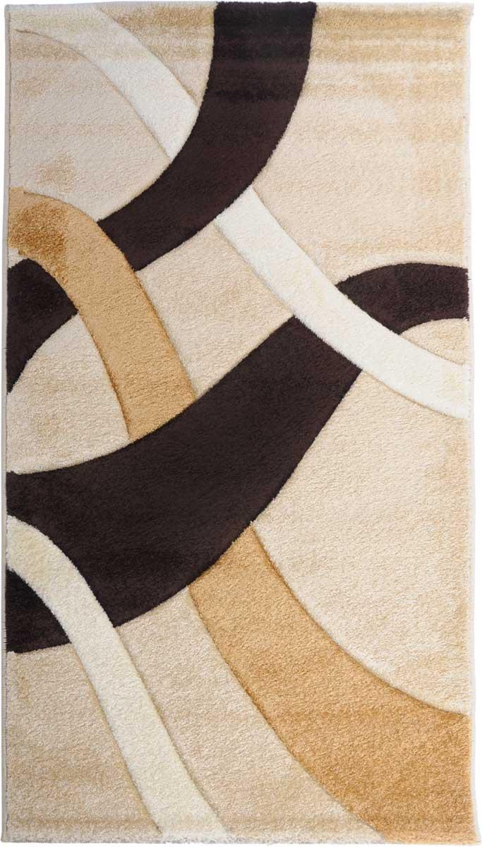 Ковер Mutas Carpet Карма, 80 х 150 см. 1021BE20120904174058531-105Ковер Mutas Carpet, изготовленный из высококачественного материала, прекрасно подойдет для любого интерьера. За счет прочного ворса ковер легко чистить. При надлежащем уходе синтетический ковер прослужит долго, не утратив ни яркости узора, ни блеска ворса, ни упругости. Самый простой способ избавить изделие от грязи - пропылесосить его с обеих сторон (лицевой и изнаночной). Влажная уборка с применением шампуней и моющих средств не противопоказана. Хранить рекомендуется в свернутом рулоном виде.