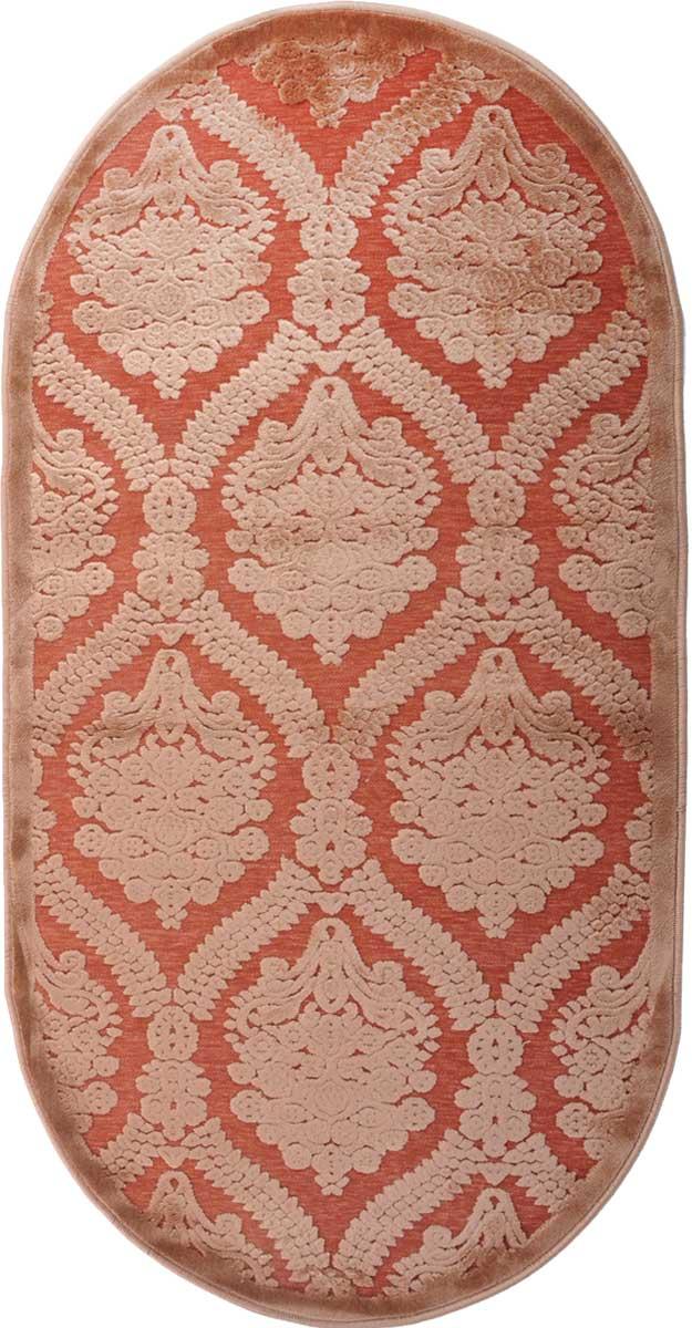 Ковер ART Carpets Платин, 80 х 150 см. 203420130212182825531-103Ковер ART Carpets, изготовленный из высококачественного материала, прекрасно подойдет для любого интерьера. За счет прочного ворса ковер легко чистить. При надлежащем уходе синтетический ковер прослужит долго, не утратив ни яркости узора, ни блеска ворса, ни упругости. Самый простой способ избавить изделие от грязи - пропылесосить его с обеих сторон (лицевой и изнаночной). Влажная уборка с применением шампуней и моющих средств не противопоказана. Хранить рекомендуется в свернутом рулоном виде.