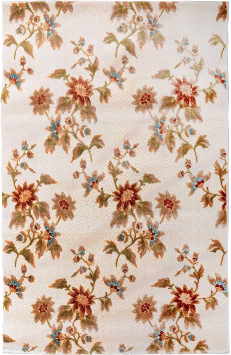 Ковер Mutas Carpet Маре, 120 х 170 см. 705008U210DFКовер Mutas Carpet, изготовленный из высококачественного материала, прекрасно подойдет для любого интерьера. За счет прочного ворса ковер легко чистить. При надлежащем уходе синтетический ковер прослужит долго, не утратив ни яркости узора, ни блеска ворса, ни упругости. Самый простой способ избавить изделие от грязи - пропылесосить его с обеих сторон (лицевой и изнаночной). Влажная уборка с применением шампуней и моющих средств не противопоказана. Хранить рекомендуется в свернутом рулоном виде.