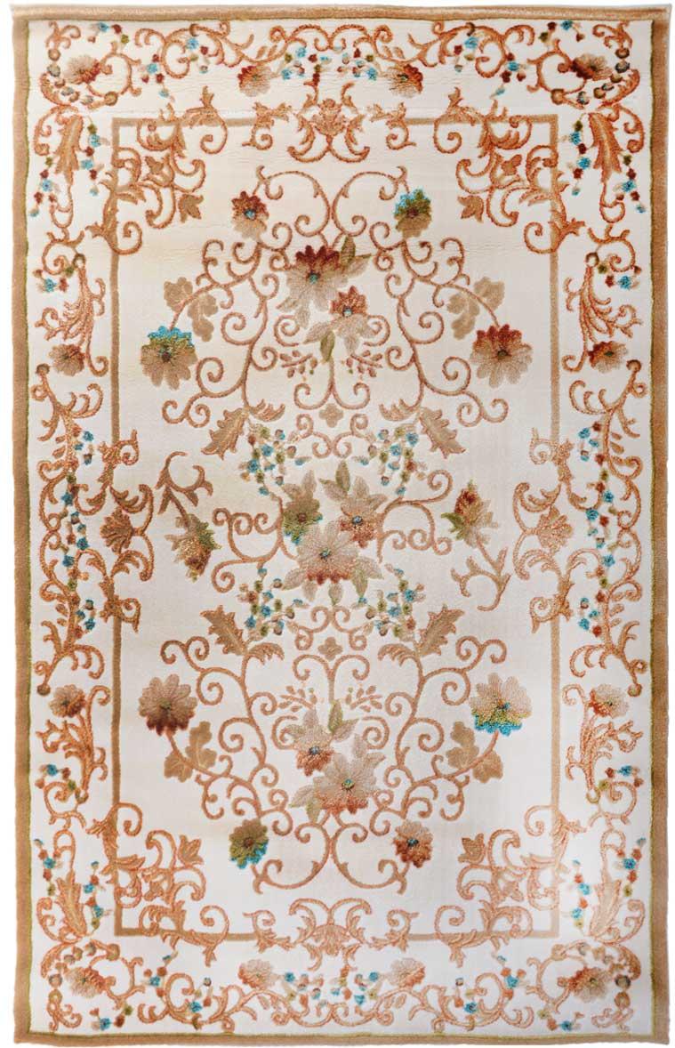Ковер Mutas Carpet Маре, 120 х 170 см. 705009WUB 5647 weisКовер Mutas Carpet, изготовленный из высококачественного материала, прекрасно подойдет для любого интерьера. За счет прочного ворса ковер легко чистить. При надлежащем уходе синтетический ковер прослужит долго, не утратив ни яркости узора, ни блеска ворса, ни упругости. Самый простой способ избавить изделие от грязи - пропылесосить его с обеих сторон (лицевой и изнаночной). Влажная уборка с применением шампуней и моющих средств не противопоказана. Хранить рекомендуется в свернутом рулоном виде.