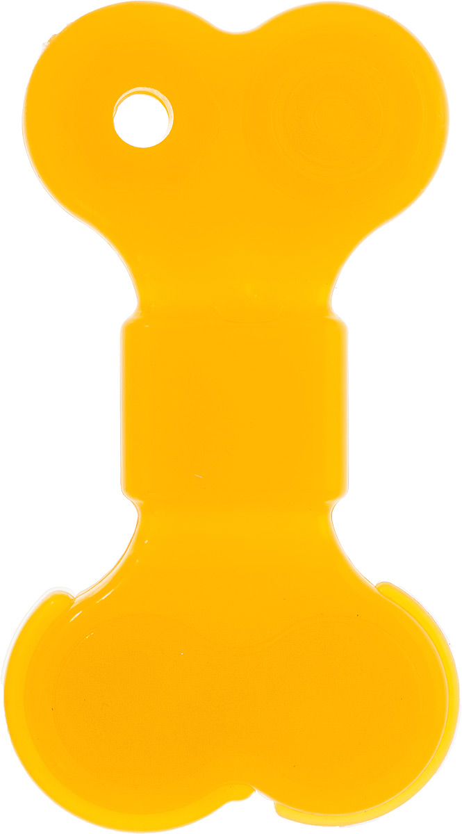 Игрушка для собак Doglike Кость большая, 16,5 х 9 х 2 см108Игрушка Doglike Кость большая служит для массажа десен и очистки зубов от налета и камня, а также снимает нервное напряжение. Игрушка представляет собой резиновую кость. Она прочная и может выдержать огромное количество часов игры. Это идеальная замена косточке.Если ваш пес портит мебель, излишне агрессивен, непослушен или страдает излишним весом то, скорее всего, корень всех бед кроется в недостаточной физической и эмоциональной нагрузке. Порадуйте своего питомца прекрасным и качественным подарком.