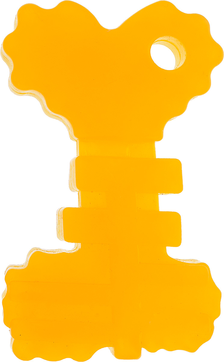 Игрушка для собак Doglike Ключ, 10 х 6 х 2 см0120710Игрушка Doglike Ключ служит для массажа десен и очистки зубов от налета и камня, а также снимает нервное напряжение. Игрушка представляет собой резиновый ключ. Она прочная и может выдержать огромное количество часов игры. Это идеальная замена косточке.Если ваш пес портит мебель, излишне агрессивен, непослушен или страдает излишним весом то, скорее всего, корень всех бед кроется в недостаточной физической и эмоциональной нагрузке. Порадуйте своего питомца прекрасным и качественным подарком.