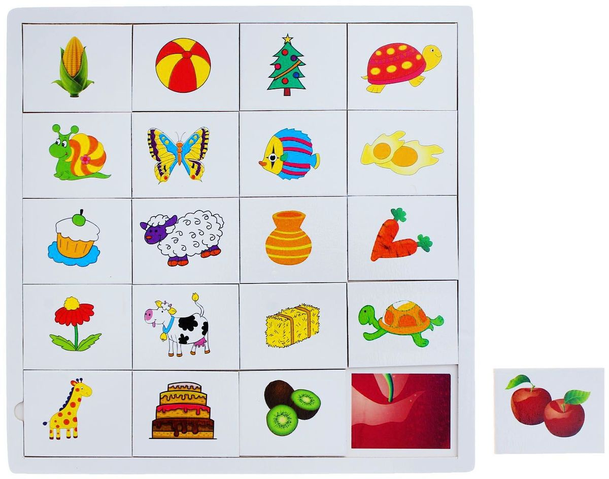 Лесная мастерская Пазл для малышей Праздничный день литвинчик к развивающие игрушки для малышей мамочкина мастерская