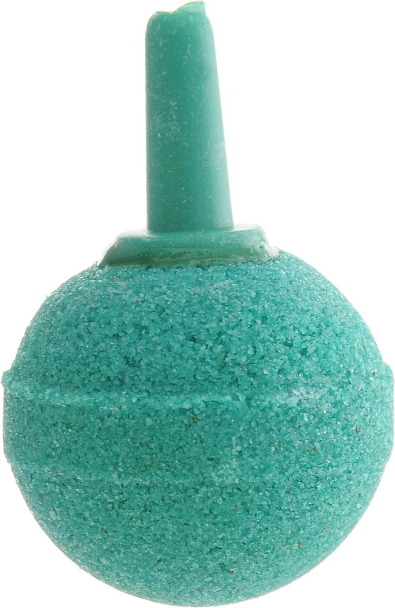 Распылитель воздуха для аквариума Barbus Кварцевый шар, диаметр 2,5 см0120710Распылитель Barbus Кварцевый шар предназначен для обогащения кислородом и улучшения циркуляции аквариумной воды, а также для получения особо мелких пузырьков. Изготовлен из смеси мелкого кварцевого песка и имеет шаровидную форму. Держится на грунте за счет собственного веса. Подходит для пресной и морской воды. Материалы: кварцевый песок, пластик. Диаметр распылителя: 2,5 см.