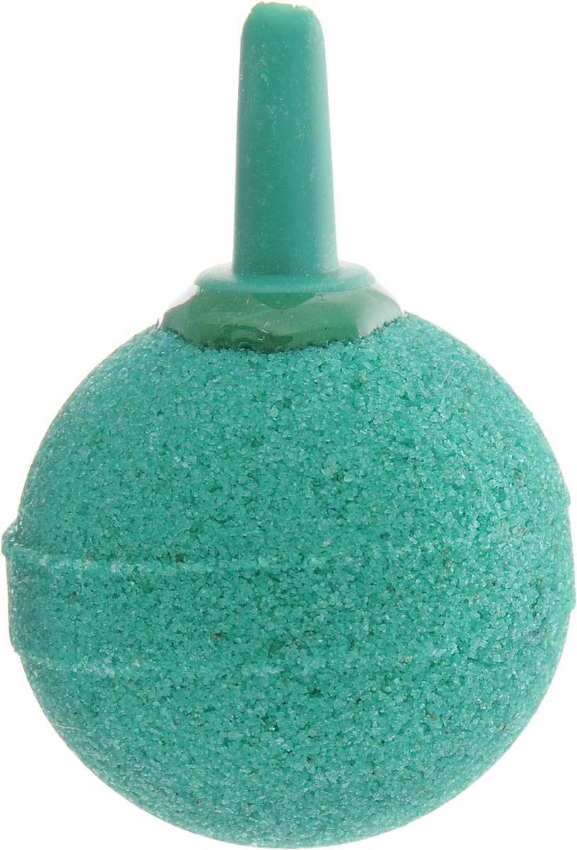 Распылитель воздуха для аквариума Barbus Кварцевый шар, диаметр 3 см0120710Распылитель Barbus Кварцевый шар предназначен для обогащения кислородом и улучшения циркуляции аквариумной воды, а также для получения особо мелких пузырьков. Изготовлен из смеси мелкого кварцевого песка и имеет шаровидную форму. Держится на грунте за счет собственного веса. Подходит для пресной и морской воды. Материалы: кварцевый песок, пластик. Диаметр распылителя: 3 см.