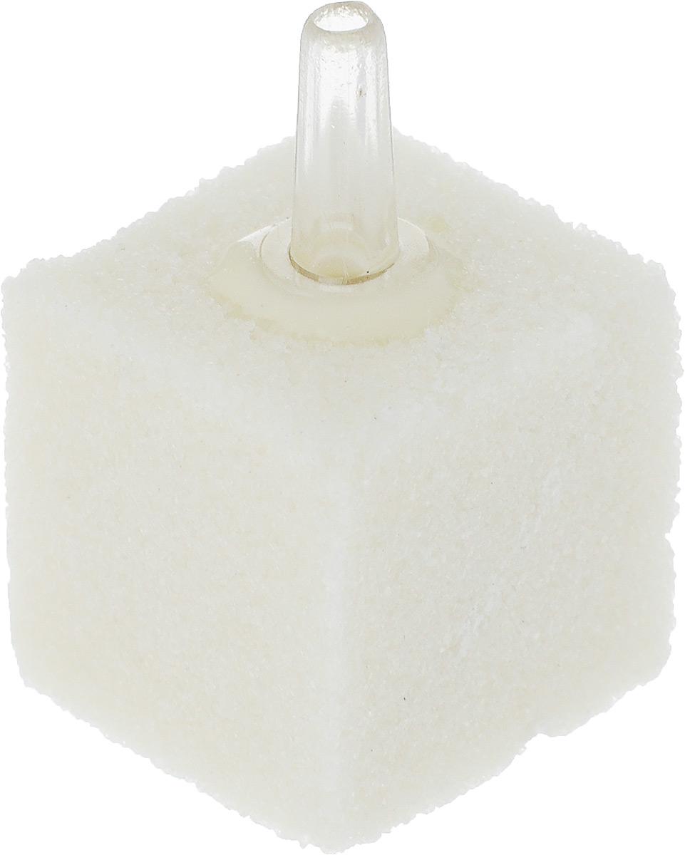 Распылитель воздуха для аквариума Barbus Белый корундовый, 2,5 х 2,5 х 2,5 см2509051Распылитель Barbus Белый корундовый предназначен для обогащения кислородом и улучшения циркуляции аквариумной воды, а также для получения особо мелких пузырьков. Изготовлен из смеси мелкого корундового песка и имеет форму кубика. Держится на грунте за счет собственного веса. Подходит для пресной и морской воды. Материалы: корундовый песок, пластик. Размер распылителя: 2,5 х 2,5 х 2,5 см.