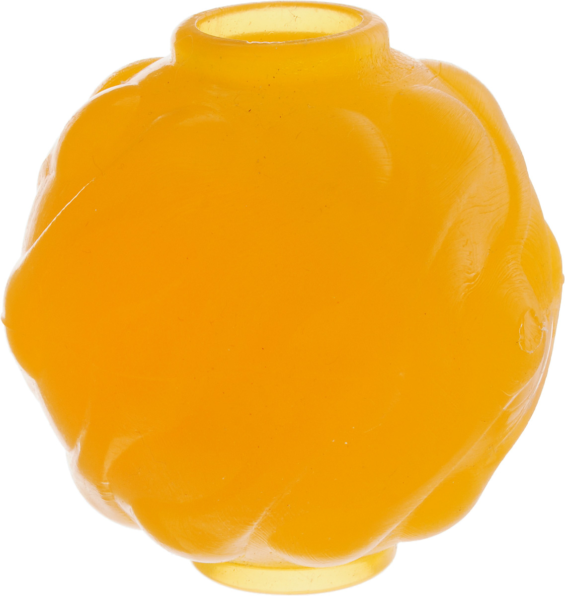 Игрушка для собак Doglike Мяч Космос, 6 х 6 х 6,3 см515Игрушка Doglike Мяч Космос служит для массажа десен и очистки зубов от налета и камня, а также снимает нервное напряжение. Игрушка представляет собой резиновый мяч с отверстием. Она прочная и может выдержать огромное количество часов игры. Это идеальная замена косточке.Если ваш пес портит мебель, излишне агрессивен, непослушен или страдает излишним весом то, скорее всего, корень всех бед кроется в недостаточной физической и эмоциональной нагрузке. Порадуйте своего питомца прекрасным и качественным подарком.